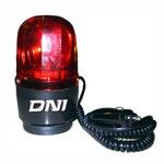 Sinalizador Rotativo Magnético - 12 V - DNI - DNI4011 - Unitário