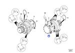 Adaptador do Sistema Hidráulico - Volvo CE - 16212238 - Unitário
