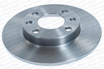 Disco de Freio Sólido sem Cubo - Hipper Freios - HF 477 - Par