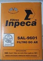 FILTRO AR - Inpeca - SAL9601 - Unitário