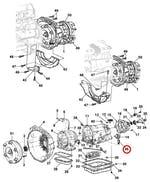 Conector elétrico c/ anel vedador - Original Chevrolet - 96015409 - Unitário