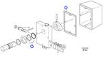 Kit de Juntas da Bomba Manual - Volvo CE - 3092051 - Unitário