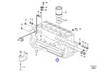 Bloco de Cilindros - Volvo CE - 20544667 - Unitário