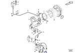 Válvula de Ar do Freio de Escape - Volvo CE - 21707055 - Unitário