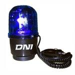 Sinalizador Rotativo Magnético - 24 V - DNI - DNI4012 - Unitário