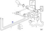 Mangueira - Volvo CE - 11411296 - Unitário