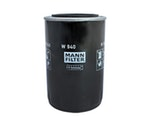 Filtro de Óleo Lubrificante - Mann-Filter - W 940 - Unitário