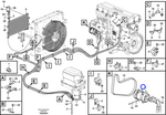 Embreagem do Ar Condicionado - Volvo CE - 14650712 - Unitário