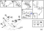 Interruptor - Volvo CE - 20838727 - Unitário