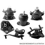 Coxim do Motor - Original Fiat - 46842706 - Unitário