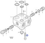 Parafuso - Volvo CE - 11994509 - Unitário
