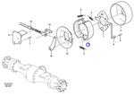 Sapata do Freio - Volvo CE - 11998783 - Unitário
