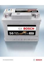 BATERIA DE PARTIDA - S6X 60E - Bosch - 0092S68045 - Unitário