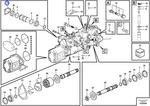 Junta de Vibração - Volvo CE - 11713551 - Unitário