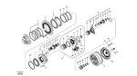 Kit de Recondicionamento - Volvo CE - 14526221 - Unitário
