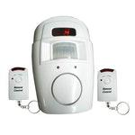 Alarme sem Fio com Sensor de Presença - Parede - DNI - DNI6060 - Unitário