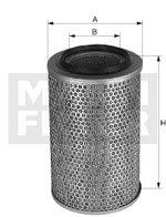 Filtro de Ar - Mann-Filter - C 17 262 - Unitário