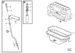 Tubo Guia - Volvo CE - 21916013 - Unitário