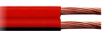 Cabo Bicolor Paralelo para Som - HFX 2X22 BIC - DNI - HFX 2X22BIC - Unitário