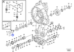 Eixo Cardan - Volvo CE - 15142476 - Unitário