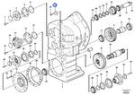 Arruela - Volvo CE - 11145371 - Unitário