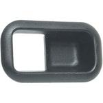 Moldura da Maçaneta Interna da Porta Dianteira - Universal - 30370 - Unitário