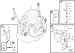 Mangueira de Borracha - Volvo CE - 16023424 - Unitário