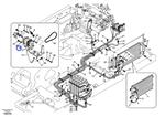 Compressor do Ar Condicionado - Volvo CE - 14518640 - Unitário