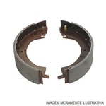 LS 3514 SAPATA DE FREIO - Bosch - 0986BB3514 - Unitário