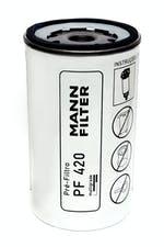 Filtro do Combustível Separador D'água - Mann-Filter - PF420 - Unitário