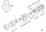 9011808385 REMAN - Volvo CE - 9011808385 - Unitário