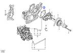 Junta do Acionador do Ventilador - Volvo CE - 8210-04820 - Unitário