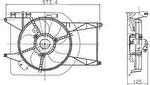 GMV Resfriamento - Valeo - 698596R - Unitário