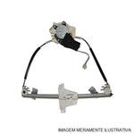 MAQUINA DE VIDRO – ELETRICA SEM MOTOR - Zinni Guell - R-2613D SM - Unitário