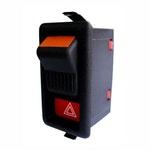 Interruptor de Pisca Alerta Emergência Vw Tar953235 - Chave Comutadora - DNI - DNI 2167 - Unitário