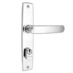 Fechadura Inox Premium - Externa - 2600/41 IP - Aliança - 071936 - Unitário