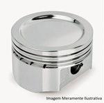 Pistão com Anéis do Motor - KS - 93125600 - Unitário