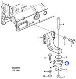 Coxim - Volvo CE - 11174162 - Unitário