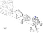 Bomba de Óleo Lubrificante - Volvo CE - 20726088 - Unitário