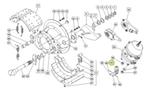 Forquilha M16 Catraca Manual - Freios Master - 1245T1008 - Unitário