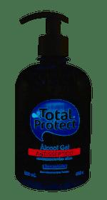 Álcool Gel Antisséptico 70º INPM  500 ML- Total Protect - Sanol - 016104 - Unitário