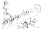 Bucha - Volvo CE - 20730398 - Unitário