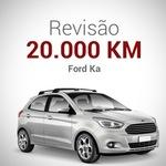 Revisão dos 20.000 KM - Bosch Car Service - RP0212 - Unitário