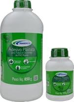 Adesivo Plástico 175g - Amanco - 90061 - Unitário