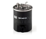 Filtro de Combustível - Mann-Filter - WK842/18 - Unitário