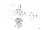 Filtro de Combustível - Volvo CE - 17224267 - Unitário