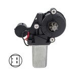 Motor para Máquina do Vidro das Portas Dianteira e Traseira HILUX 2015 - Universal - 90661 - Unitário