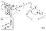 Acumulador - Volvo CE - 15160600 - Unitário