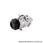 Compressor do Ar Condicionado - Tigercat - BR091 - Unitário