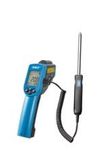 Termômetro de contato e infravermelho de mira a laser dupla - SKF - TKTL 30 - Unitário